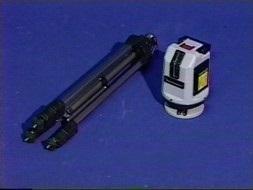 レーザー水準器